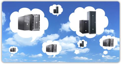 Te creamos tu nube empresarial privada