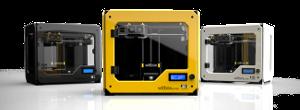 Primer contacto con impresoras 3D